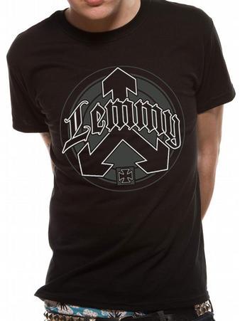 Lemmy (Arrow Logo) T-shirt Preview