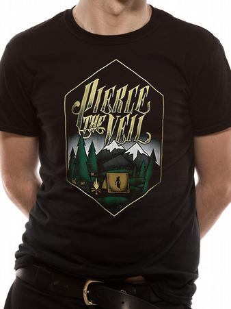 Pierce The Veil (Camp) T-Shirt Preview
