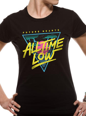 All Time Low (Future Hearts) T-Shirt Preview