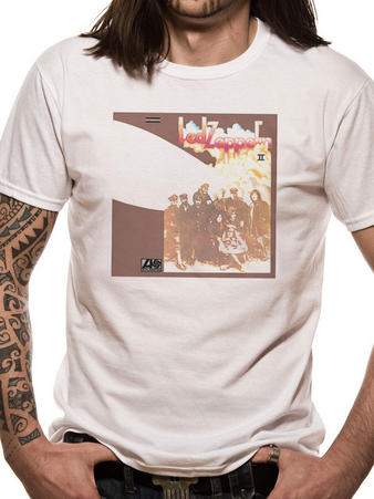 Led Zeppelin (II Cover) T-Shirt Preview