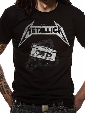 Metallica (No Life Tape) T-Shirt Preview