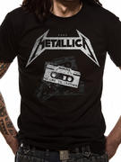 Metallica (No Life Tape) T-Shirt Thumbnail 1