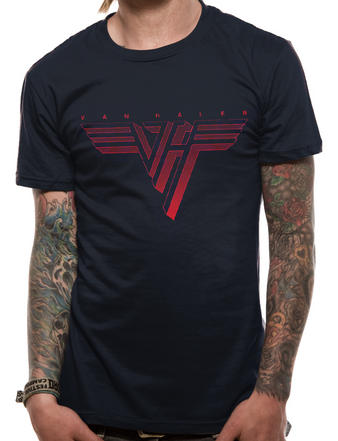 Van Halen (Classic Logo) T-Shirt Preview
