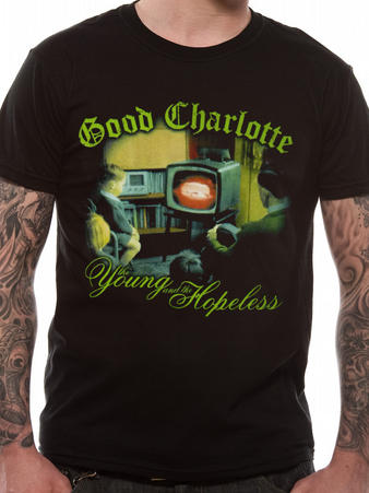 Good Charlotte (Young And Hopeless) T-Shirt Preview