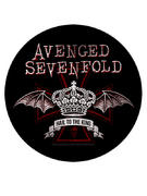 Avenged Sevenfold (Red Crown) Back Patch