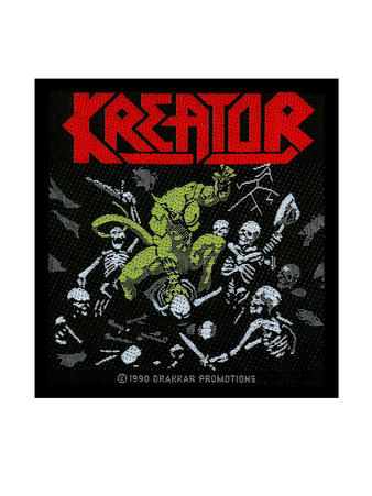 Kreator (Pleasure To Kill) Patch Preview