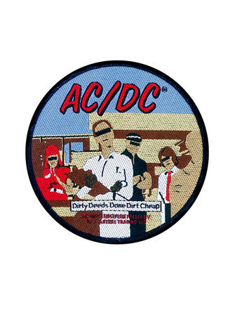 AC/DC (Dirty Deeds) Patch Preview