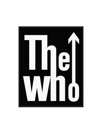 The Who (Arrow Logo) Patch Preview
