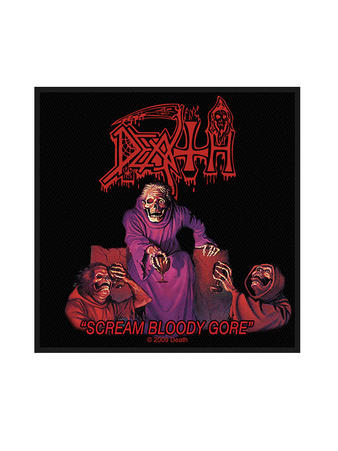 Death (Scream Bloody Gore) Patch Preview