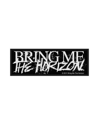 Bring Me The Horizon (Horror Logo) Patch Preview