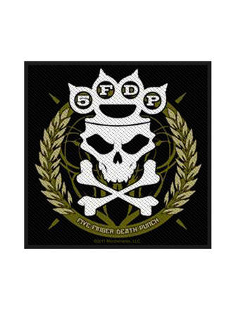 Five Finger Death Punch (Knuckles Crown) Patch Preview