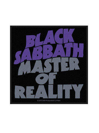 Black Sabbath (Master Of Reality) Patch Preview