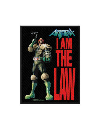 Anthrax (I am The Law) Patch Preview