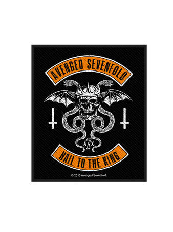 Avenged Sevenfold (Biker) Patch Preview