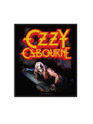 Ozzy Ozbourne (Bark At The Moon) Patch