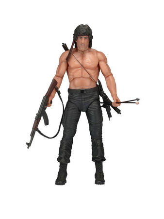 "Rambo (First Blood SDCC 2015) 7"" Deluxe Figure Preview"