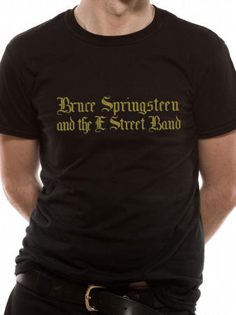 Bruce Springsteen (Telecaster) T-shirt Preview