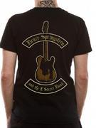 Bruce Springsteen (Telecaster) T-shirt Thumbnail 2