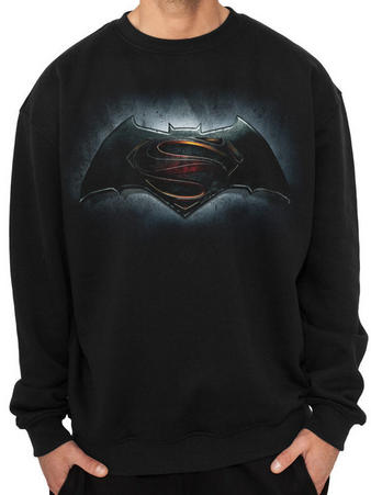 Batman V Superman (Logo) Crewneck Preview