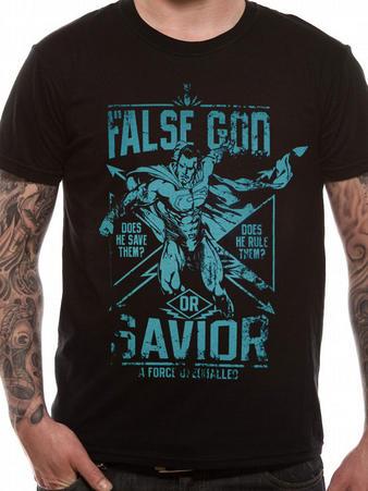 Batman V Superman (Savior) T-shirt Preview