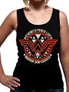 Batman V Superman (Wonder Woman Symbol) Vest