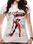 Harley Quinn (Comic) T-shirt