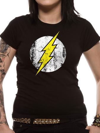 The Flash (Logo) T-shirt Preview