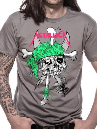 Metallica (Metal Pirate) T-Shirt Preview