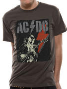AC/DC (Angus Flash) T-Shirt