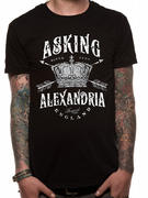 Asking Alexandria (Crown) T-Shirt