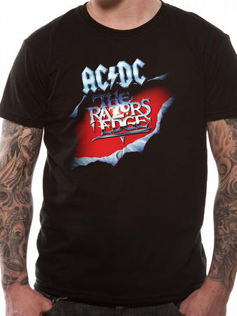 AC/DC (Razors Edge) T-Shirt Preview