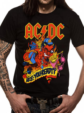 AC/DC (Are You Ready) T-Shirt Preview