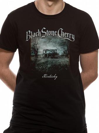 Black Stone Cherry (Kentucky) T-Shirt Preview
