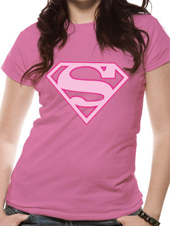 Supergirl (Shield Logo) T-shirt Preview
