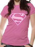 Supergirl (Shield Logo) T-shirt