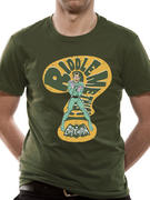 Riddler (Riddle Me This) T-shirt
