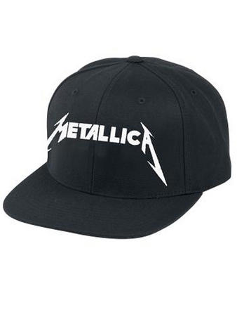 Metallica (Logo) Snapback Preview