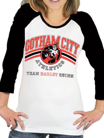 Harley Quinn (Team Harley) Baseball Preview