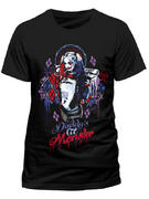 Suicide Squad (Harley Lil Monster) T-shirt Thumbnail 2