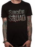 Suicide Squad (Logo) T-shirt Thumbnail 1
