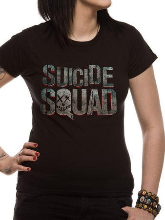 Suicide Squad (Logo) T-shirt Preview