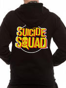 Suicide Squad (Bomb Logo) Hoodie Thumbnail 4