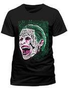 Suicide Squad (Joker Head) T-shirt Thumbnail 2