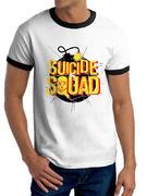 Suicide Squad (Exploding Bomb) T-shirt Thumbnail 1