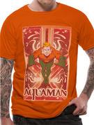 Aquaman (Border) T-shirt