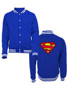 Superman (Logo) College Jacket