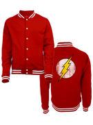 The Flash (Logo) College Jacket
