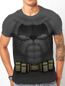 Batman Vs Superman (Batman Cosplay) T-shirt