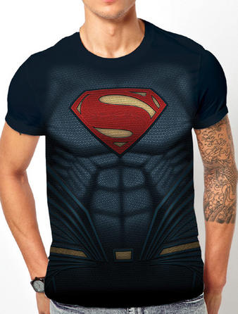 Batman Vs Superman (Superman Cosplay) T-shirt Preview