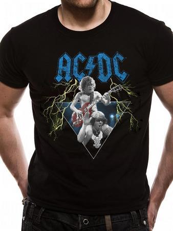 AC/DC (Angus & Brian) T-shirt Preview
